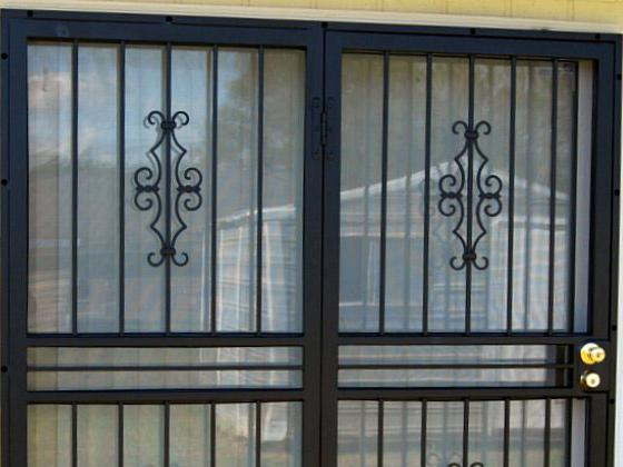 Patio Door Security Gates Home Owners Love These Gate For Sliding Doors Since They Can Have The Locked And Still